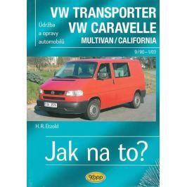 Etzold Hans-Rudiger Dr.: VW Transporter/Caravelle  9/90-1/03 - Jak na to? - 35.
