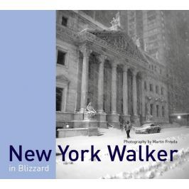 Froyda Martin: New York Walker in Blizzard (anglicky)