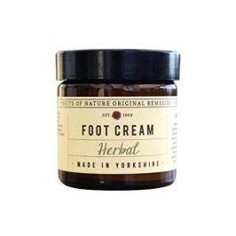 Fikkerts Hydratační a vyživující krém na nohy s bylinkami (Foot Cream) 60 ml