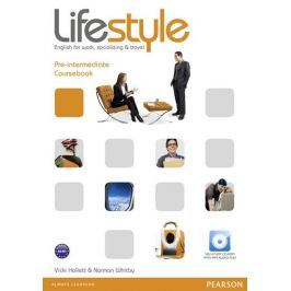 Hollett Vicki: Lifestyle Pre-Intermediate Coursebook and CD-Rom Pack