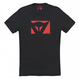 Dainese pánské triko COLOR NEW vel.S černá/červená