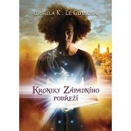 Le Guinová Ursula K.: Kroniky Západního pobřeží - omnibus Sci-fi a fantasy