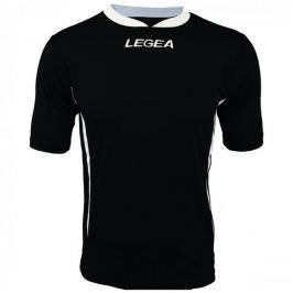 LEGEA dres Dusseldorf černý velikost 3XS