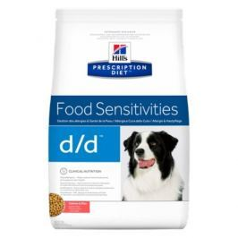 Hill's PD Canine D/D Salmon & Rice 12 kg