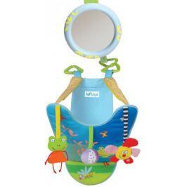 Taf Toys Hrací pultík se zpětným zrcátkem do auta - rozbaleno