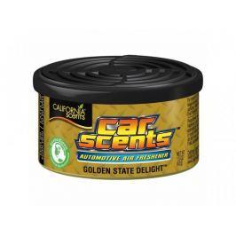 California Scents Vůně do auta Car Scents - Golden State Delight (gumoví medvídci), sladká vůně, výdrž 2 měsíce