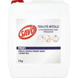 Savo tekuté mýdlo 5 kg