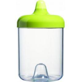Viceversa Stohovatelná plastová dóza 1L zelená s víčkem