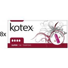 Kotex Super 128 ks