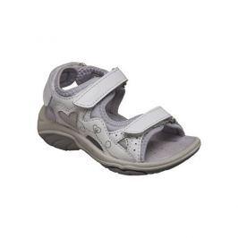 SANTÉ Zdravotní obuv dětská OR/20502 bianco (Velikost vel. 35)