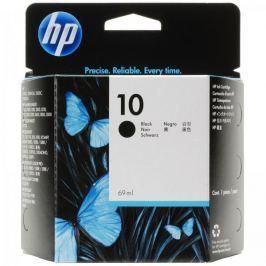 HP č.10 černá inkoustová kazeta, velká (C4844A)