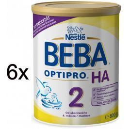 Nestlé BEBA OPTIPRO HA 2 - 6x800g