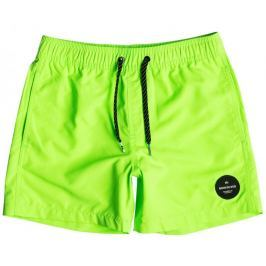 Quiksilver Everyday solid youth 13 B Green Gecko M/12