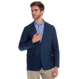 Chaps pánské sako s kapsami XL modrá
