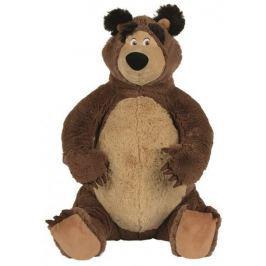 Simba Simba Máša a Medvěd plyšový medvěd 50 cm Cpané plyšové hračky
