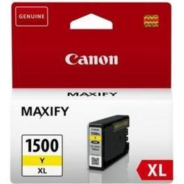 Canon PGI-1500XL Y (9195B001), žlutá