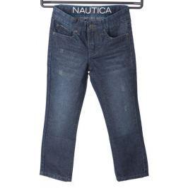 Nautica chlapecké jeansy 110 modrá