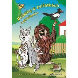 Saniová Jitka: Příběhy o zvířátkách s poučením
