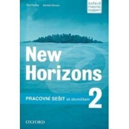 Radley Paul: New Horizons 2 Pracovní Sešit