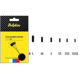 Delphin Stopper Rubber Stick S