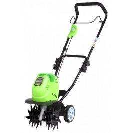Greenworks Kultivátor s aku motorem 40 V (G40TL)