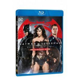 Batman vs. Superman: Úsvit spravedlnosti - prodloužená verze (2 disky)   - Blu-ray