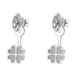 Brosway Náušnice s krystaly Affinity G9AF27 stříbro 925/1000