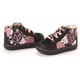 Primigi dívčí kotníčková obuv Benedetta 20 černá