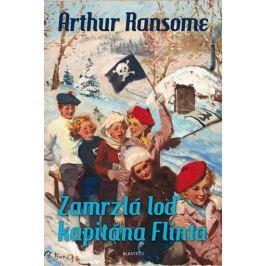 Ransome Arthur: Zamrzlá loď kapitána Flinta