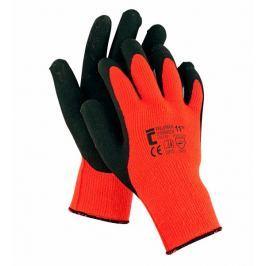 Červa PALAWAN ORANGE rukavice máčené v latexu 7
