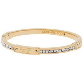 Michael Kors Luxusní pozlacený náramek s krystaly MKJ4807710
