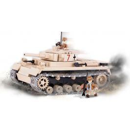 Cobi SMALL ARMY Tank Panzer III ausf J