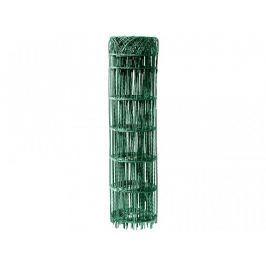 Dekorační pletivo Zn+PVC - výška 65 cm, role 10 m