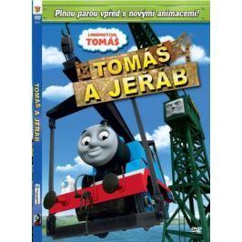 Lokomotiva Tomáš: Tomáš a jeřáb   - DVD