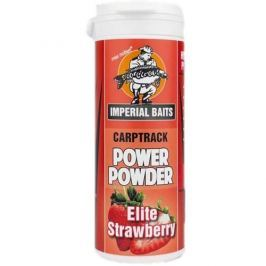 Imperial Baits Carptrack Power Powder 100 g elite strawberry