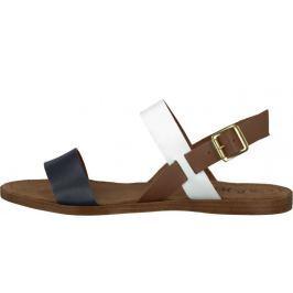s.Oliver dámské sandály 36 hnědá
