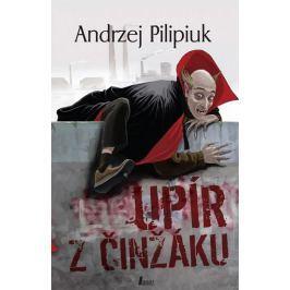 Pilipiuk Andrzej: Upír z činžáku