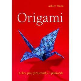 Woodová Ashley: Origami - Lekce pro začátečníky a pokročilé Hobby - ženy