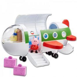 TM Toys Peppa Pig - letadlo + figurka Hrací sety