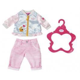 BABY born Bunda a kalhoty modrá Doplňky pro panenky
