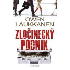 Laukkanen Owen: Zločinecký podnik Krimi, detektivky