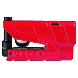 Abus zámek na kotoučovou brzdu s alarmem  Granit Detecto X-Plus 8077, červený