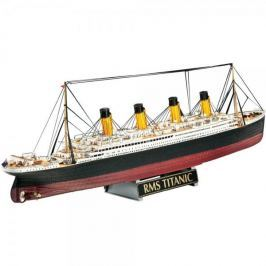 Revell Gift-Set 05715 - R.M.S. Titanic - 100th anniversary edition Modely