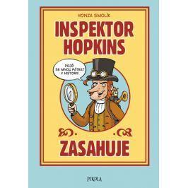Smolík Honza: Inspektor Hopkins zasahuje Komiksy