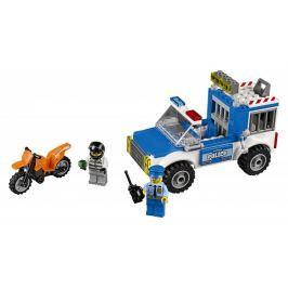 LEGO Juniors 10735 Honička s policejní dodávkou Od 1,5 do 4 let