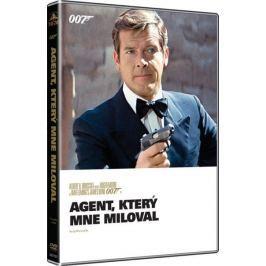 Agent, který mne miloval   - DVD Akční