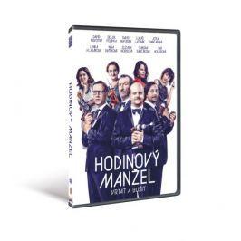 Hodinový manžel   - DVD Komedie
