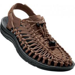KEEN Uneek Leather M Bison/Black US 9,5 (42,5 EU) Obuv