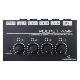 Soundsation POCKET-AMP Sluchátkový zesilovač