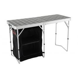 Coleman Table & Storage